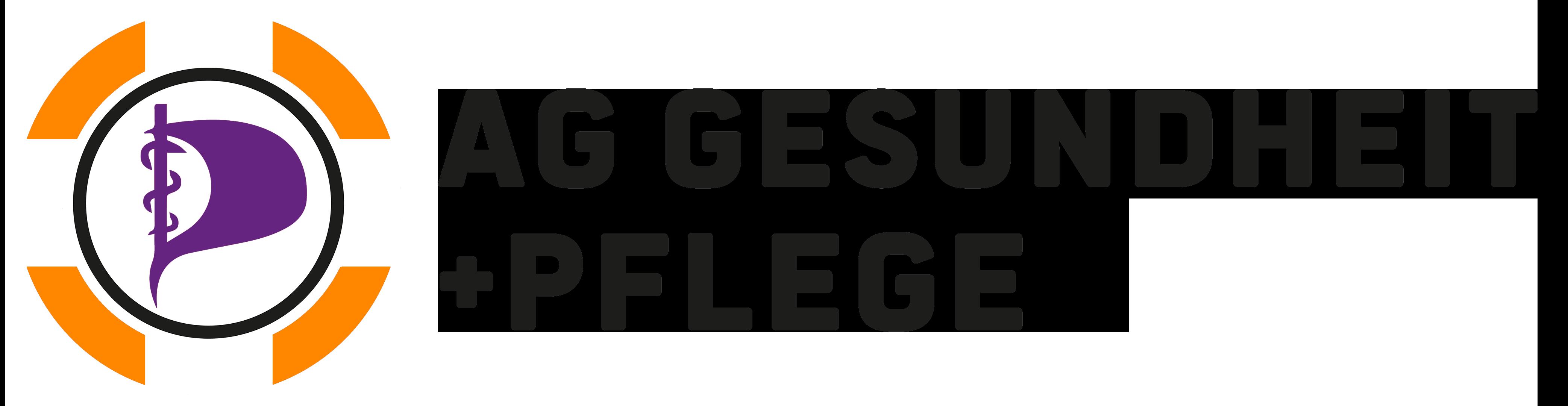 Logo der AG Gesundheit + Pflege